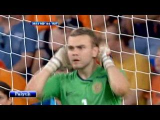 Россия Голландия 3 1 EURO 2008