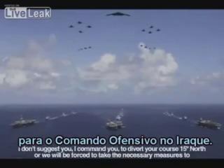 Trollagem nível militar