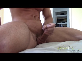 Masturbation monday solo cell phone video! [johnnysins, 2014]