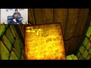 Коридоры Страха - супер ужастик для Виртуальной Реальности! #oculusrift #гатчина #EeOneGuy