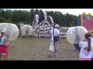 Борьба шаров