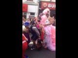 Гей парад 02.08.2014