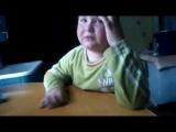 Мальчик учит стих ! Будте осторожны! не описайтесь!_low