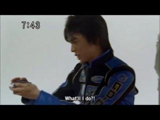 Engine Sentai Go-Onger Episode 13