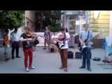 сотка 9.05.2014 (Misirlou - OST Taxi)