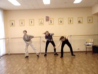 Институт Русского Театра — занятия по современным танцам