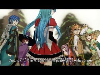 ♔ Hatsune Miku & Kagamine Rin and Len & MEIKO & KAITO & Megurine Luka - Party x Party [VOCALOID] ♔