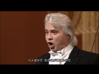 Dmitri Hvorostovsky 'Fin ch'han dal vino' Ария Дон Жуана Mozart (2005)