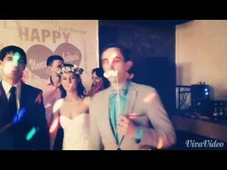 Ведущий Владимир Пятницкий, видео отзыв Андрей и Инесса(свадьба 14 июня)