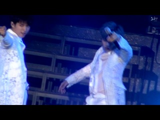 [Fancam]140521 INFINITE - Last Romeo (Dongwoo ver.) @ 1.2.3 Comeback Showcase in Korea