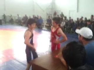 Dzaurov VS Darsigov N Redant championship Ingushetia