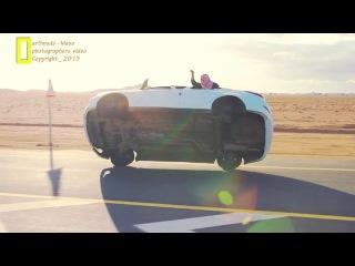 Арабы жгут на Hyundai