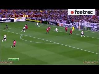 Обзор матча. Валенсия 3—0 Севилья 01.05.14 Valencia 3—0 Sevilla