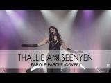 Thallie Ann Seenyen - Parole Parole (Dalida Cover)