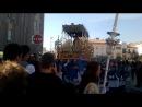 Málaga-Huerto, Semana Santa 14/04/14