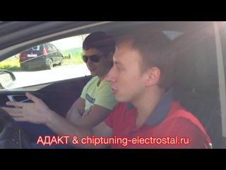 Чип-тюнинг Opel Astra J от АДАКТ.