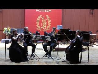 Пауль Хиндемит - Струнный квартет №2, op. 10