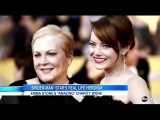 Spider Mans Emma Stone Becomes Real Life Super Hero