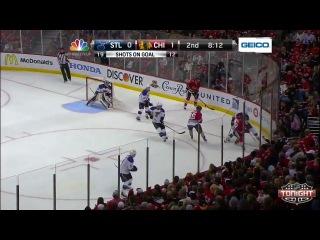 [Плей-офф-2014]«Чикаго» – «Сент-Луис» – 2:0. 3 матч