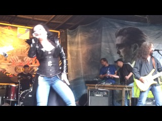 Rose Of Steel - Poison (cover Alice Cooper)