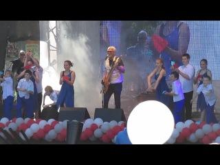 Концерт Александра Маршала на празднике моторостроителей