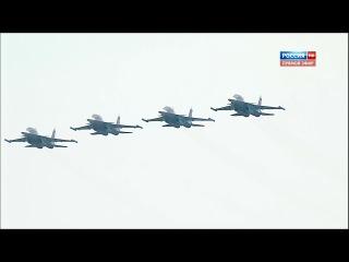 Военно-морской и авиационный Парад в Севастополе в честь 69-й годовщины Победы в Великой Отечественной Войне!
