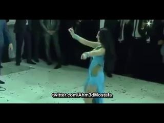 safinaz dancer 2014 رقص مثير لـ صافيناز فى فرح ابن رجل اعمال 2014 HD