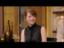 Emma Stone - Live With Kelly and Michael - April 29th 2014 - The Amazing Spiderman 2