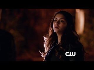 Трейлер сериала Дневники вампира (The Vampire Diaries) 2009 ТВ-ролик (сезон 5, эпизод 21)