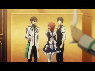 Mahouka Koukou no Rettousei / Посредственность из школы магов - 10 серия [Озвучка:  BalFor & Oriko (AniDub)]