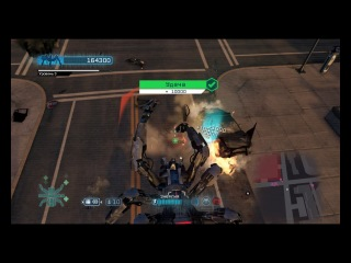 Watch Dogs - Цифрокайф 'Spider-Tank'
