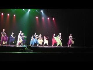Мой танец в ДК Ленсовета 25.05.2014 года название: Алладин группа к-2
