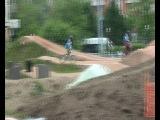 Моя дочь взяла бронзовую медаль по BMX-велогонкам на чемпионате Москвы!
