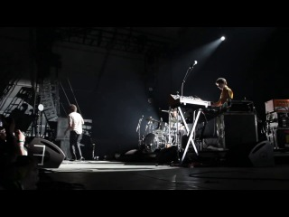 One Day As A Lion - If You Fear Dying (live Coachella 2011)