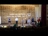 ЗОШ №2 вихід на сцену випускників)