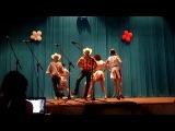 КАНТРИ -ковбойский танец!