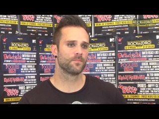 Skillet interview - ROCK IN IDRO 2014 DAY 3