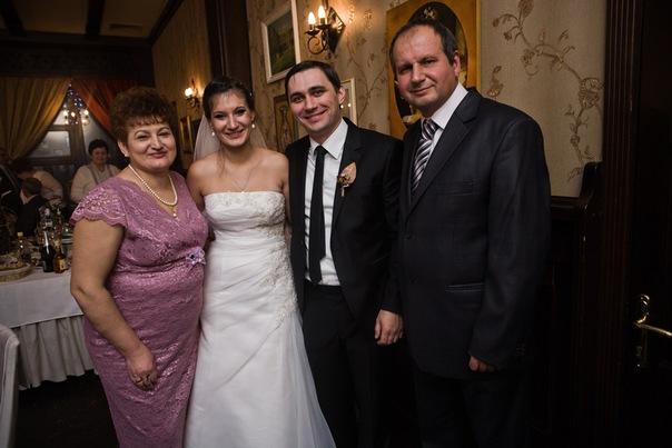 Почти семейное фото, меня не позвали :(