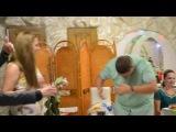 Азот-шоу на свадьбе у Ани и Саши (02.08.14)