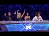 Justin Vasquez: Sunday Morning - Auditions - The X Factor Australia 2014