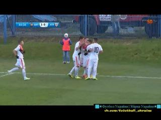 Гол Виктора Коваленко Шахтер Атлетик 4-0