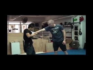 The way of Kail and Knife training with John Bauer in SCTM