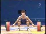 Мотивация из нарезок красивых моментов из тяжелой атлетики.
