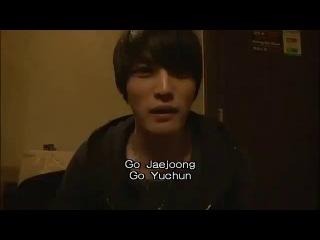 [JYJ] Jaejoong's Hwaiting!