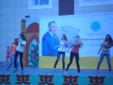 Современный танец) (вообще должен был быть флешмоб)