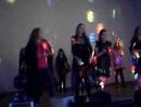 Танцевальный батл - 2 (девочки против мальчиков) Хэллоувин - 2014