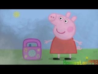 Peppa pig shares rap god like Jesus