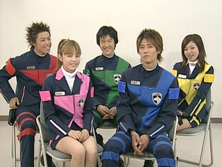 Tokusō Sentai Dekaranger: Deka Talk (Part 3 of 12)