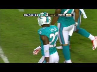 NFL 2014-2015 / PreSeason / Week 3 / Dallas Cowboys - Miami Dolphins / 1half