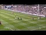 Тоттенхэм 4-0 Куинз Парк Рейнджерс / Обзор / Голы / 24.08.2014 [HD 720p]